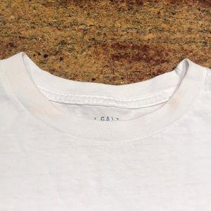 Brandy Melville Tops - Brand Melville Jon Galt USA New York Crop Top Tee